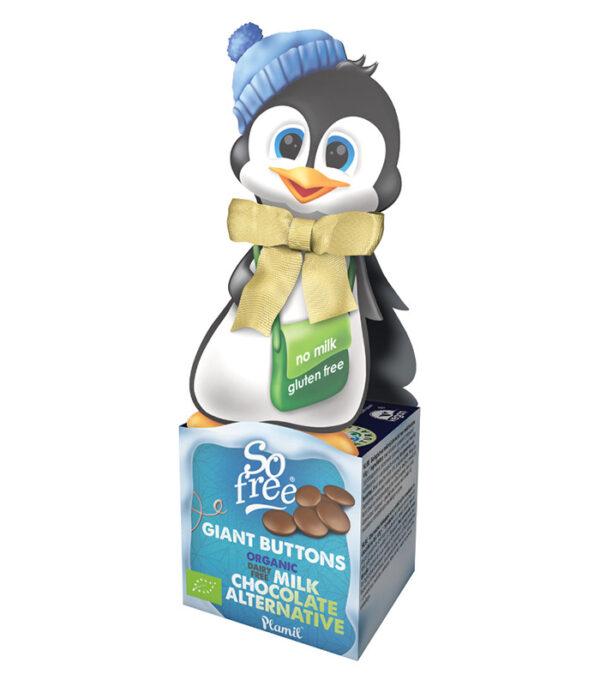 So Free bio Pingvin s čokoladicami