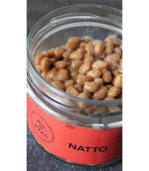Kis in Kvas bio natto