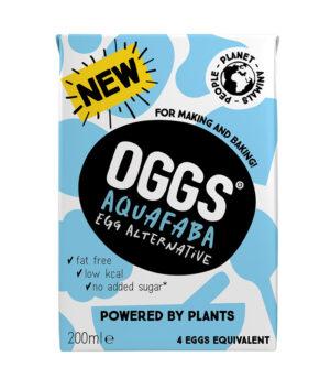 Oggs Aquafaba nadomestek za jajca