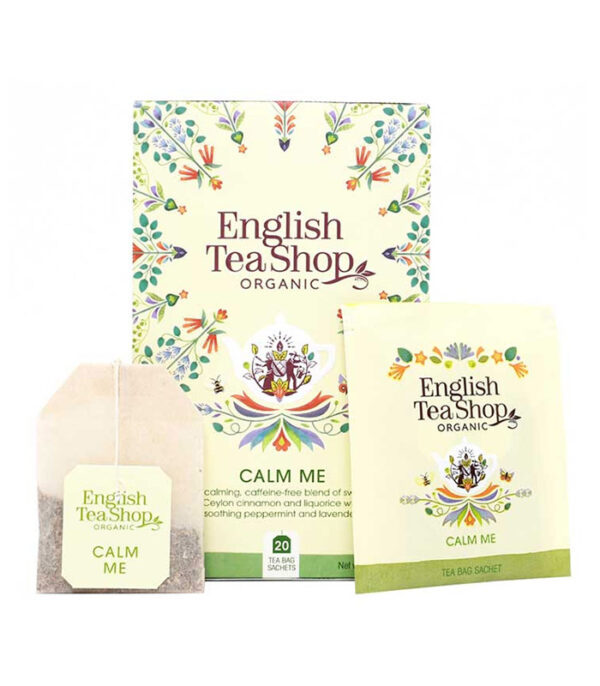 English Tea Shop bio čaj Pomiri me