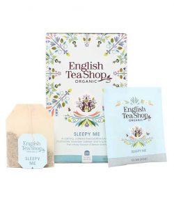English Tea Shop bio čaj za spanec
