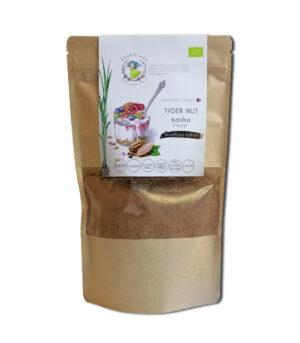 drobtinka Bio kaša iz zemeljskih mandljev in hrustljavega kakava