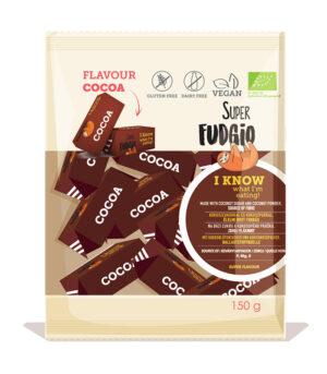 Bio Super Fudgio Kakav veganski karamelni bonboni