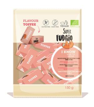 Bio Super Fudgio Toffee veganski karamelni bonboni