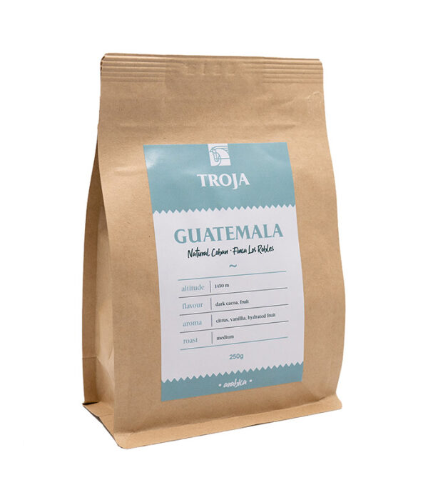 Troja kava Guatemala - Los Robles