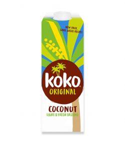Kokosov napitek Koko Dairy Free Original