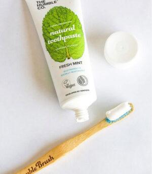 The Humble Co. naravna zobna pasta s svežo meto