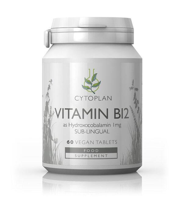 Cytoplan Vitamin B12 1000μg