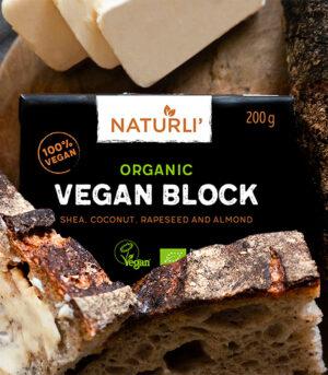 Ekološko Naturli vegansko maslo