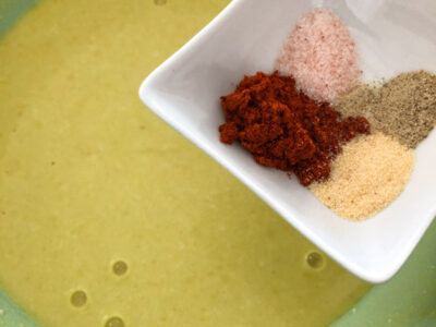 Veganska velikonočna prata recept