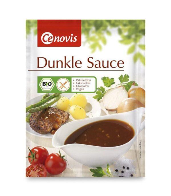 Cenovis bio veganska temna omaka