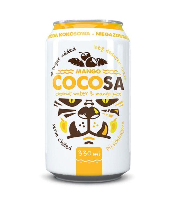 Cocosa Kokosova voda z mangom