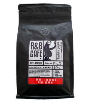 RB Cafe Brasile Bourbon Rojo Goumet kava