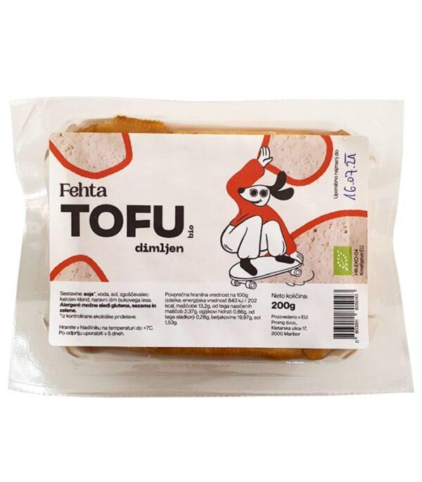 fehta ekološki dimljen tofu