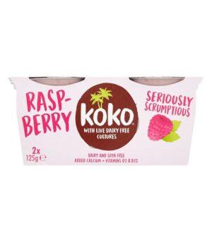 Veganski Koko Jogurt Malina