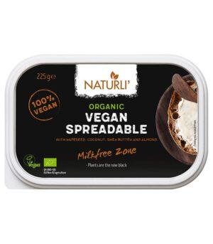 Ekološko Naturli vegansko maslo namaz