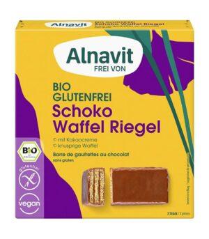 Alnavit bio čokoladne napolitanke - brez glutena