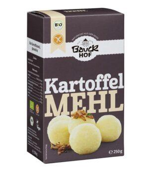 BauckHof bio krompirjeva moka - krompirjev škrob