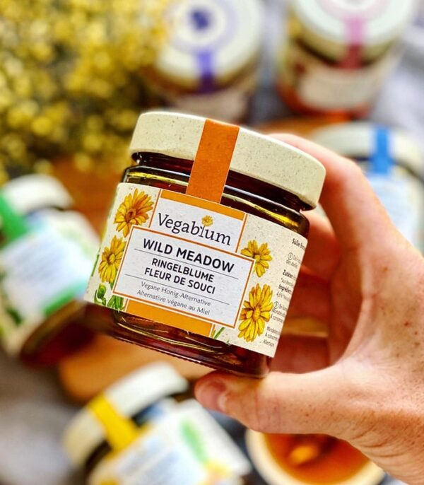 Bio Vegablum Regrat veganska alternativa medu