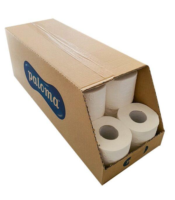 Paloma WC papir brez plastike zero waste
