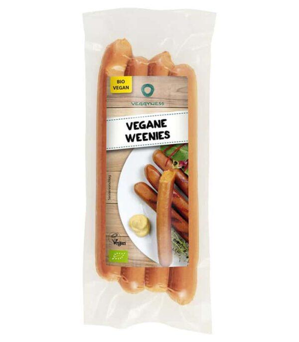 Veggyness bio veganske hrenovke