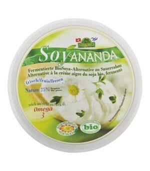soyana veganska sojina kisla smetana