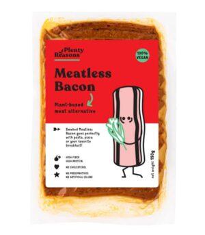 Plenty Reasons brezmesna slanina - veganska slanina