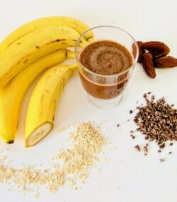 Pure4U Smuti Čoko banana