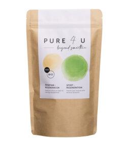 Pure4U športnik in regeneracija napitek