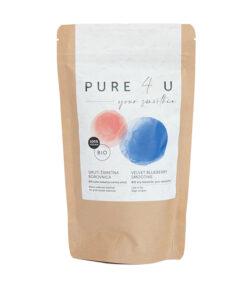 Pure4U smuti Žametna borovnica deklaracija