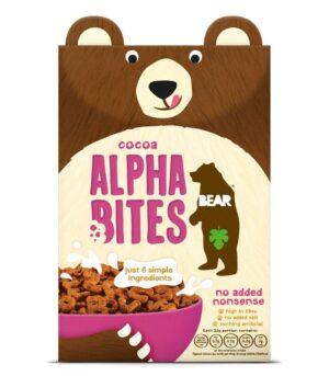 Bear čokoladni ABC kosmiči