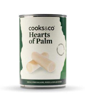 Palmine sredice - hearts of palm