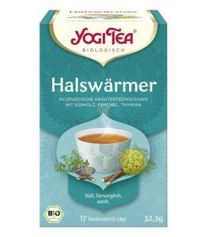 Yogi Tea bio čaj za grlo