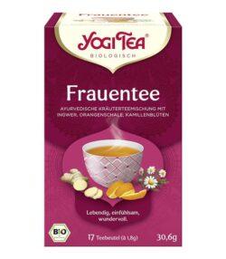 Yogi Tee bio čaj za ženske